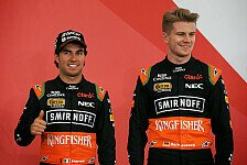 Formel 1 - Force India startet in Melbourne