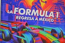 Formel 1 - Zeitplan für den Mexiko GP 2015
