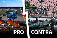 Formel 1 - Braucht die Formel 1 einen Deutschland GP?