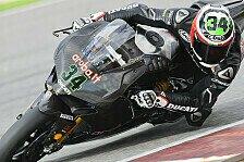 Superbike - Regen als Spielverderber bei WSBK-Tests