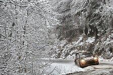 WRC - Kubica bricht Monte-Carlo-Test nach Unfall ab