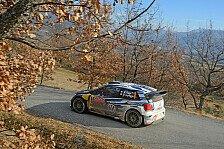 WRC - Monte Carlo: Latvala macht Jagd auf Leader Ogier