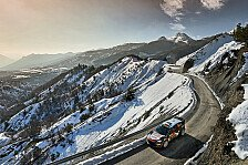 WRC - Monte Carlo: Vorzeitiges Aus für Kubica