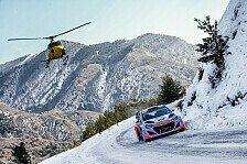WRC - Die Eckpfeiler der Rallye Monte Carlo