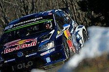 WRC - Volkswagen schreibt in Monte Carlo Geschichte