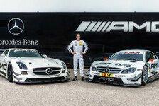 DTM - Maximilian Götz startet 2015 für Mercedes