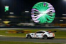 USCC - Mücke in Daytona im Pech
