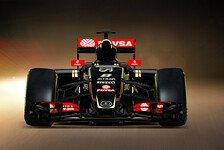 Formel 1 - Bilder: Präsentation Lotus E23