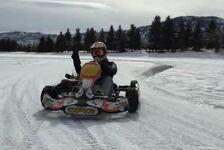 Formel E - Video: Lucas di Grassi testet Ice-Karting