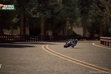 Games - Video: RIDE - mit der Aprilia RSV4 R ABS durch die Sierra Nevada