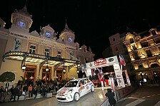 WRC - Monte Carlo: Riedemann Zweiter in der JWRC
