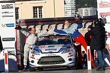 WRC - Max Vatanen in den Fußstapfen seines Vaters