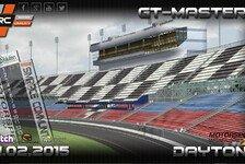 eSports - SRC GT-Masters: Siebter Lauf in Daytona