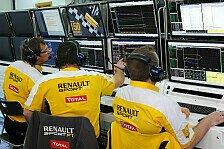 Formel 1 - Vasseur und Ocon: Sieht so das neue Renault aus?