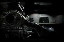 Formel 1 - Höhenluft: Turbo dreht 10.000 Mal öfter