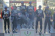 WRC - Bilder: Rallye Monte Carlo - Tag 3 & Podium
