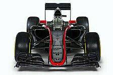 Formel 1 - McLaren MP4-30: Beginn einer neuen Ära