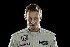Formel 1 - Button schwärmt: Ein komplett anderes Auto