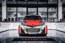WRC - Toyotas Fahrerreise nach Jerusalem