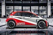 WRC - Toyota steigt 2017 wieder in die WRC ein