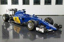 Formel 1 - Sauber präsentiert den Sauber C34-Ferrari