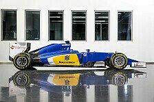 Formel 1 - Bilder: Präsentation Sauber C34