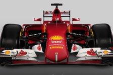 Formel 1 - Ferrari präsentiert den SF15-T