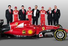 Formel 1 - Live-Ticker - Präsentationen: Sauber & Ferrari