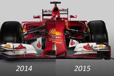 Formel 1 - Allison verteidigt Pullrod-System