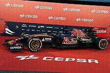Formel 1 - Key: Echter Toro Rosso STR10 erst in Melbourne