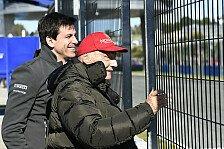 Toto Wolff nach Niki Laudas Tod: Fahrerlager ohne ihn surreal