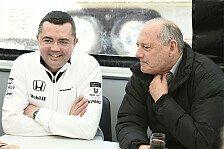 Formel 1 - Ron Dennis spürt Druck auf McLaren steigen