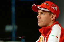 Formel 1 - Vettel macht sich für Deutschland GP stark
