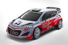 WRC - Hyundai bringt neues Team an den Start