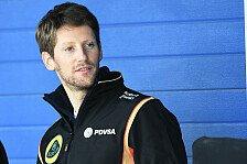 Formel 1 - Romain Grosjean: Würde auf Lotus wetten