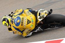 MotoGP - Selbst Rossi hatte Zweifel