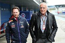 Formel 1 - Ricciardo kann Mateschitz' Frust nachvollziehen
