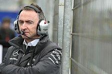 Offiziell: Paddy Lowe von Mercedes zu Williams
