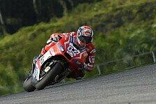 MotoGP - Positiver Start: Ducati an der Spitze dran
