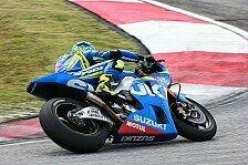 MotoGP - Elektronik-Fortschritte beflügeln Suzuki