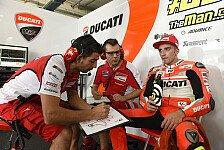 MotoGP - Wann bringt Ducati die GP15 im Rennen?