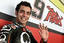 MotoGP - Vom Defekt zu Platz sechs: Lauf Petrux, lauf!