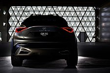 Auto - Infiniti präsentiert neuen QX 30 Concept