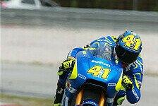 MotoGP - Suzuki weiter auf dem Vormarsch