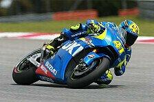 MotoGP - Quantensprung in Sepang: Suzuki findet massiv Zeit