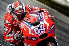 MotoGP - Sepang-Test: Ducati lässt Repsol Honda hinter sich