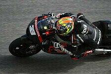 MotoGP - Nach Testdebakel: Aprilia schützt Melandri