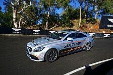 Mehr Sportwagen - Titelverteidiger nach Unfall vor dem Aus