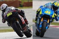 MotoGP - Espargaro vs. Bautista: Fahrer-Posse bei Aprilia!