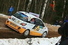 Mehr Rallyes - ERC: ADAC Opel Rallye Junior Team hochmotiviert